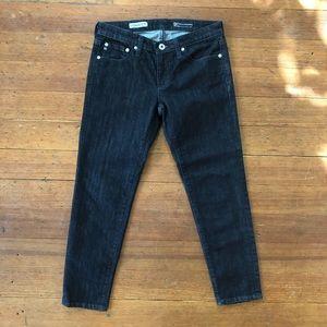 AG Crop Super Skinny Jeans